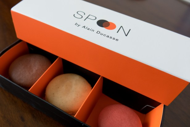Macaroons from Spoon