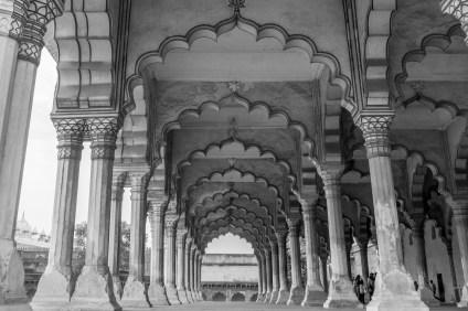 Agra Fort - Deewan-e-Aam