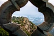 View of Udaipur from Monsoon Palace