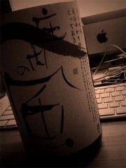 """鯉川 """"亀の尾""""純米吟醸うすにごり酒 H19BY"""