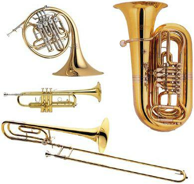 Opinions on brass instruments