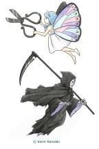 キャラクターデザイン モンスター
