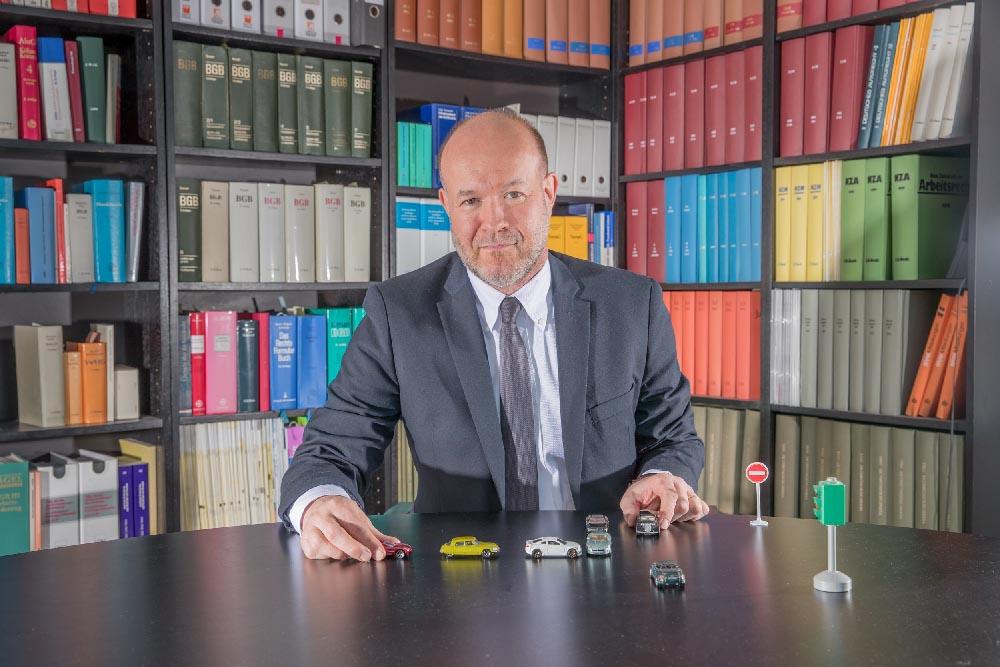 Rechtsanwalt/Fachanwalt/Verkehrsrecht