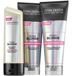 hair care products john frieda