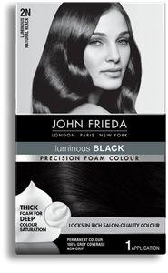 Salon perfect coverage and colour revolutionary foam goes deep into every strand john frieda precision also color friedaa rh johnfrieda