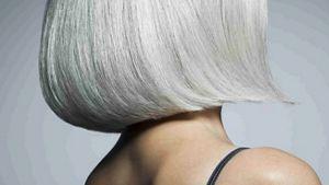 12 Shimmering Silver Hairstyles John Frieda