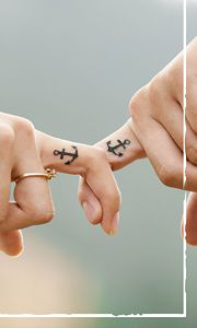 Miniature Tattoos : miniature, tattoos, Tattoos