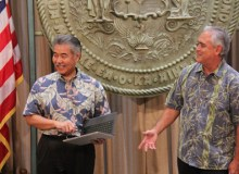 Governor Ige to hold 'Town Hall' at WCC