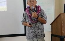 Vern Miyagi talks about nuclear preparedness -Susannah Shores