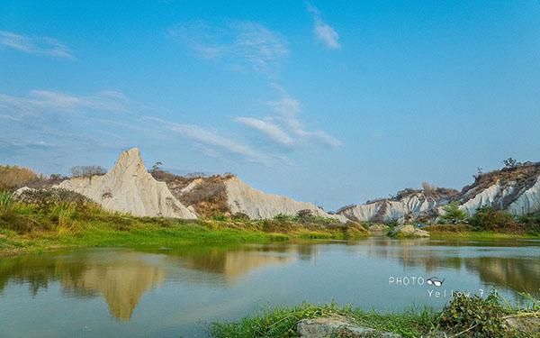 月世界地景公園-高雄景點推薦《瘋臺灣高雄民宿網》
