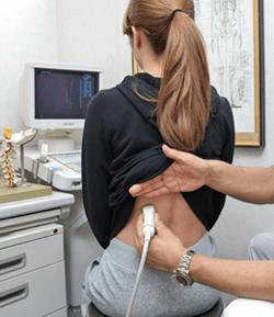 骨の歪み等の痛みの原因を診断