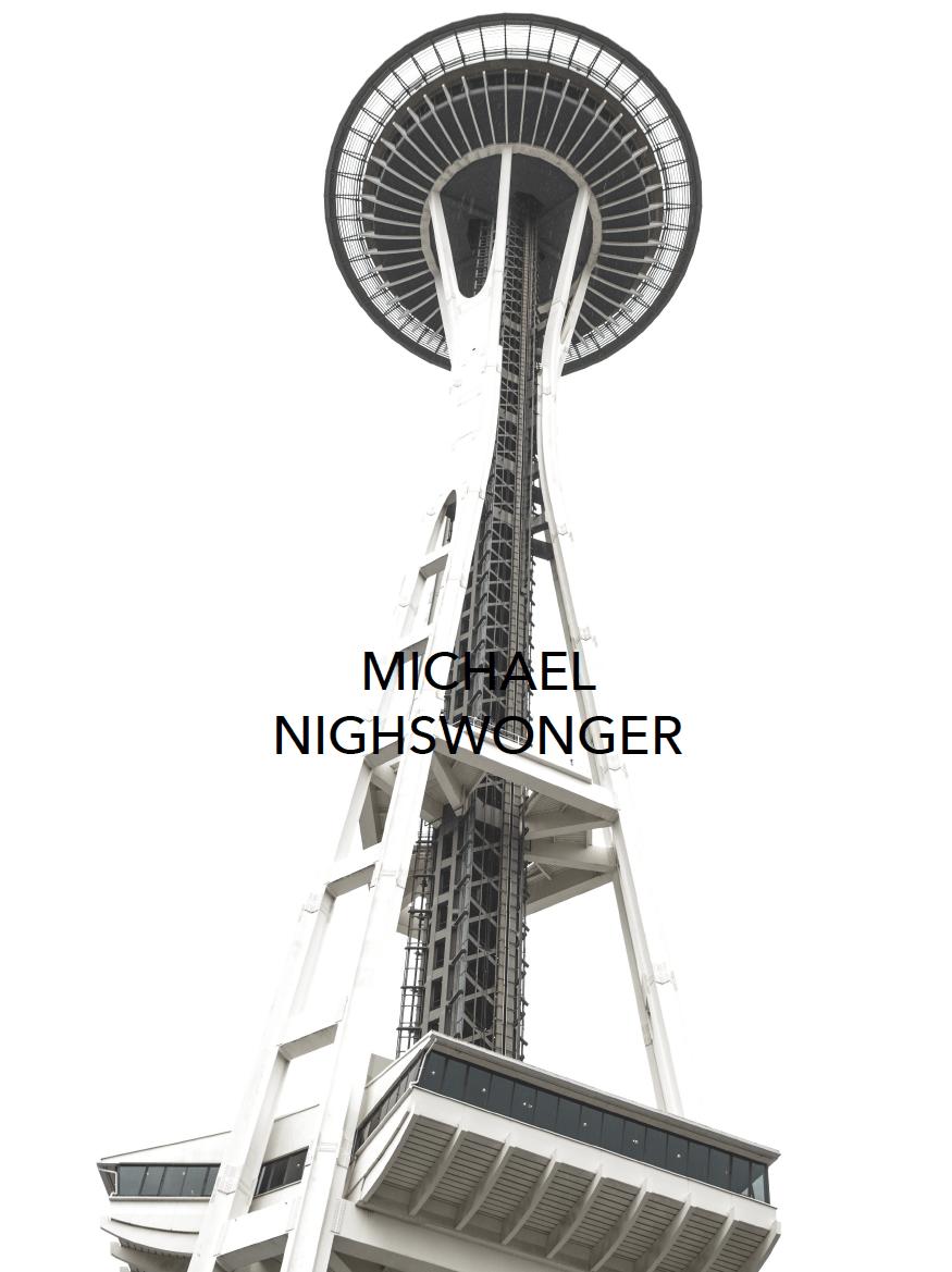 MICHAEL NIGHSWONGER : OFF THE WALL ART
