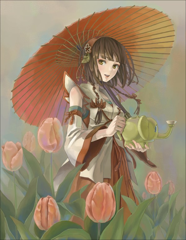 Anime Art Lockscreen Part 8 Kaoruri