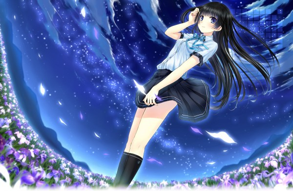 Anime Art Wallpaper Part 30 Kaoruri