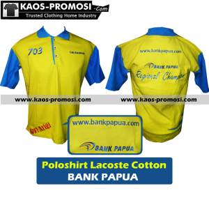 konveksi kaos polo shirt dan kaos oblong di Kabupaten Sumba Barat Nusa Tenggara Timur (NTT)