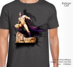 Kaos BATMAN Grey 3D