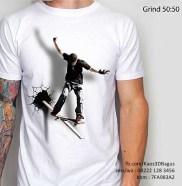 Kaos 3D Skateboard, Skateboarding