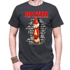 Alvin , all colour