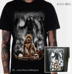 anjing Death Angel Black and real pic