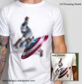 Kaos Tameng CAPTAIN AMERICA 3D, Captain America Shield 3D, available DEWASA, ANAK, FEMALE