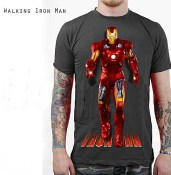 IRON MAN - Walking Ironman, all colour kecuali hitam