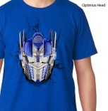 jual kaos 3d, kaos optimus prime, kaos 3 dimensi gambar optimus prime, transformers