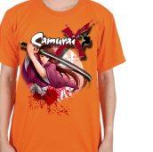 Samurai X Orange