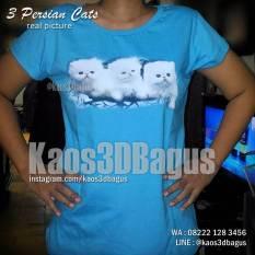 Kaos KUCING LUCU, Kaos Gambar KUCING, Kaos CAT LOVER