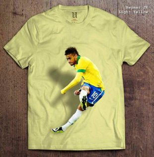 Neymar JR Yellow