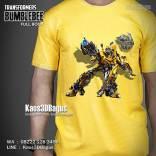 Kaos Film Transformers, Kaos3D, Kaos 3 Dimensi, Kaos Karakter, Hadiah Ultah Anak