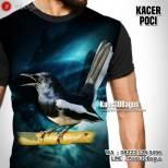 Kacer Mania, Kacer Poci, Kaos BURUNG KACER POCI, Komunitas Burung Kacer, Kicau Mania Indonesia
