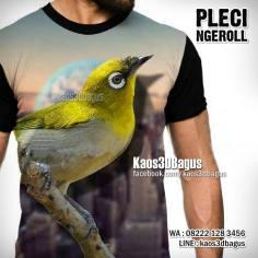Pleci Mania Indonesia, Kaos PLECI, Ngeroll, Kaos BURUNG PLECI, Kaos3D, Kicau Mania