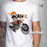 Kaos MOTOCROSS, Kaos TRAIL, Kaos KTM TRAIL, Kaos Klub Motocross Indonesia, http://instagram.com/kaos3dbagus, WA : 08222 128 3456, LINE : kaos3dbagus