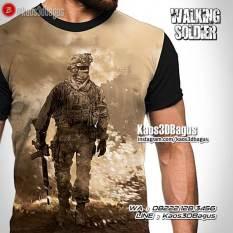 Kaos Gambar Tentara, Kaos Perang, Kaos3D, Kaos Tema Militer