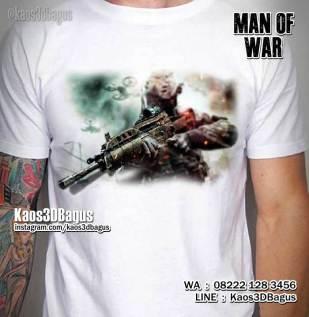 Kaos Tentara, Kaos3D, Kaos Perang, Pertempuran