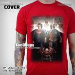 Batman VS Superman, Kaos Dawn Of Justice, Kaos SUPERHERO, Kaos3D, Kaos SUPERMAN, Kaos BATMAN