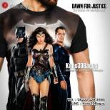 Batman VS Superman, Wonder Woman, Dawn For Justice, Movie, Film, Kaos SUPERHERO, Kaos3D