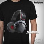 Kaos3D HEADPHONE, Kaos3D Umakuka, Kaos 3 Dimensi DJ, Kaos EDM, Kaos Progressive House, Kaos Dugem, Kaos CLUBBING, Seragam Clubber Community