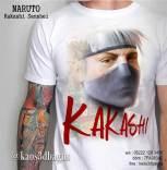 Kaos Gambar Kakashi Naruto, Naruto The Movie, Kaos3D, Kaos3DBagus
