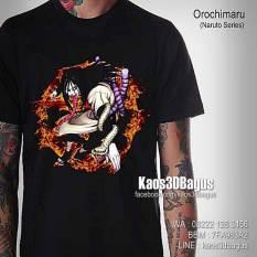 Kaos Gambar Orochimaru, Naruto The Movie, Kaos Film Naruto, Naruto Manga