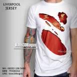 Kaos LIVERPOOL FC, Kaos YNWA, Kaos Liverpool Fans Indonesia