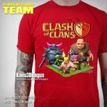 Kaos CLASH OF CLANS, Kaos 3D, Game COC, Android Game, https://www.facebook.com/kaos3dbagus, WA : 08222 128 3456, LINE : @kaos3dbagus