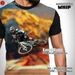 Grosir Kaos3D - Sepeda Gunung