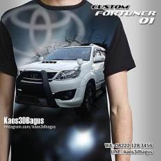 Kaos TOYOTA FORTUNER - Custom 01 - FP
