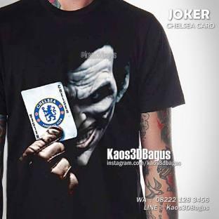 Kaos3D, Joker CHELSEA CARD