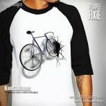 FIXIE BIKE, Kaos3D, Gambar Sepeda Fixie