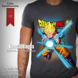 Kaos DRAGON BALL Z, Kaos Karakter, Dragon Ball Fans, Kaos3D