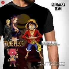Kaos ANIME, Kaos Manga, Kaos Gambar Luffy, Kaos ONE PIECE, Karakter One Piece
