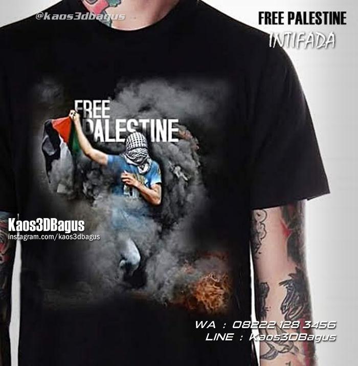 Kaos SORBAN  Kaos3D  Syal Muslim  Kafiyeh  Intifada