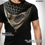 Kaos SORBAN - Kaos MUSLIM - Kaos 3D Syal Moslem - Kafiyeh